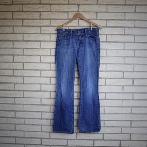 COH Margo Bootcut Low Waist Stretch Jeans 29